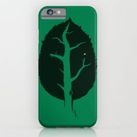 iPhone & iPod Case featuring Leaf by micheleficeli