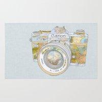 Travel Canon Rug