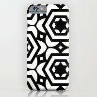 Vogelaar Black & White P… iPhone 6 Slim Case