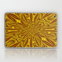 Luxury Red And Gold Foil… Laptop & iPad Skin
