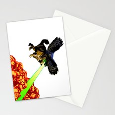 OWL WOLF ALLIANCE Stationery Cards