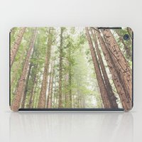 Giant Redwoods iPad Case