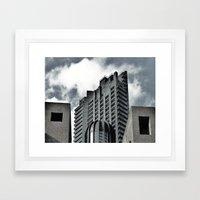 Ballardian Framed Art Print