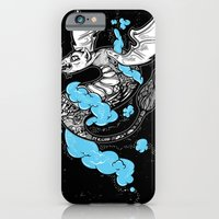 iPhone & iPod Case featuring Dragon Cloud by MOONGUTS (Kyle Coughlin)