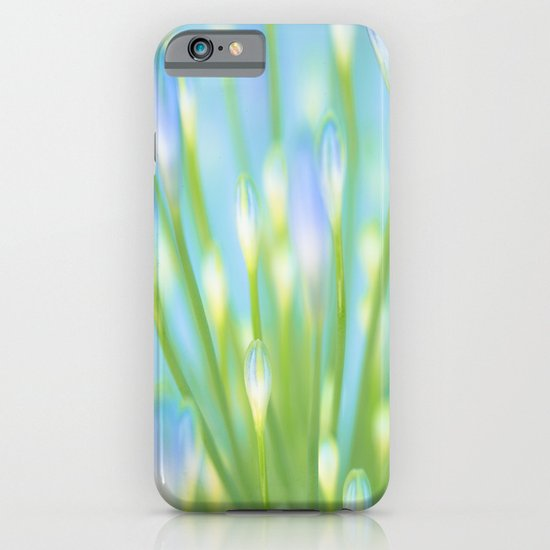 Blue & Green iPhone & iPod Case
