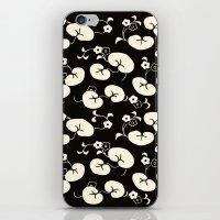BUDDHAS POND iPhone & iPod Skin