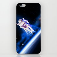 I Want To Explore Space iPhone & iPod Skin