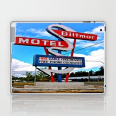 Classic Motel Sign Laptop & iPad Skin