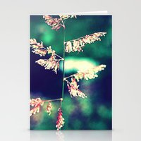Flowers In Germany Stationery Cards