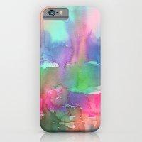 Rainbow Waterfall iPhone 6 Slim Case