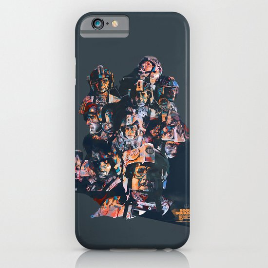 Rogue Squadron // Unsung Heroes of Star Wars iPhone & iPod Case