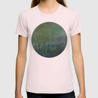 Planet  611010 Womens Fitted Tee Light Pink SMALL