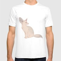 Fennec Mens Fitted Tee White SMALL