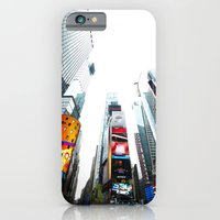 iPhone & iPod Case featuring NYC by kbattlephotography