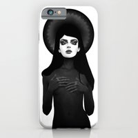 iPhone Cases featuring Morning Star by Ruben Ireland