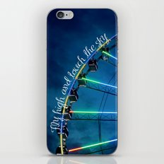 Fly High iPhone & iPod Skin