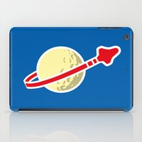 Space 1980 iPad Case