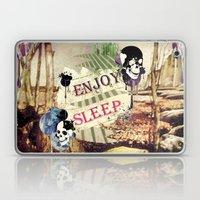 Enjoy Sleep! Laptop & iPad Skin