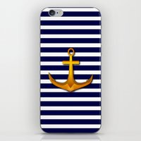 Marine iPhone & iPod Skin