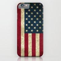 American Flag  iPhone 6 Slim Case