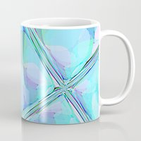 Re-Created  Glass Ceiling VII by Robert S. Lee Mug