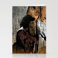 The Little Old Hunter -s… Stationery Cards
