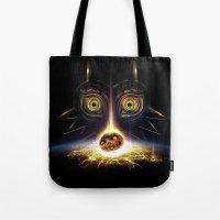 Majora's Mask Operation Moonfall Tote Bag