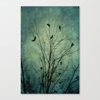 Story Time Canvas Print