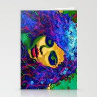 Selena (pop) Stationery Cards