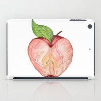 An apple a day iPad Case