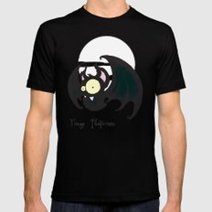 Young Nosferatu Mens Fitted Tee Black SMALL