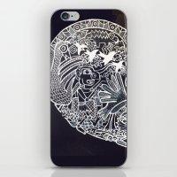 Ancient figures iPhone & iPod Skin