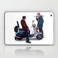Jimmy Casual Laptop & iPad Skin
