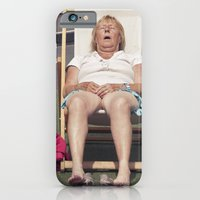 iPhone & iPod Case featuring catching flies... by Chernobylbob