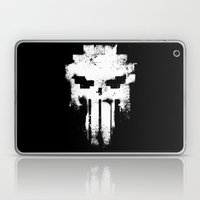 Space Punisher Laptop & iPad Skin