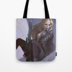 Sniper Wolf Tote Bag