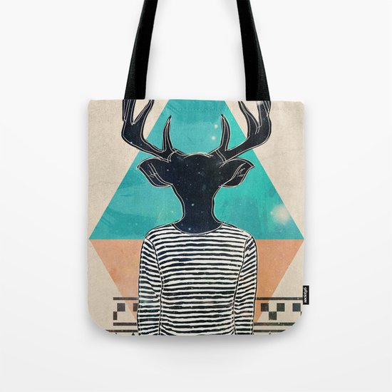 Neck of the Woods Tote Bag