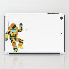 Hello Spaceman iPad Case