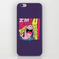 UNICORN! iPhone & iPod Skin