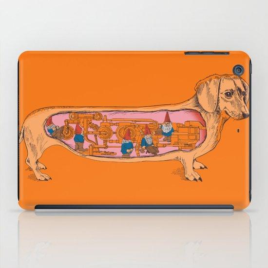 Secrets of the Dachshund  iPad Case