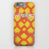 Mitchati Hearts  - Wezte… iPhone 6 Slim Case