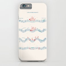 Nautical Notation Slim Case iPhone 6s