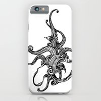 Henna Octopus  iPhone 6 Slim Case