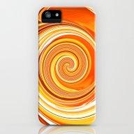Citrus Burst iPhone (5, 5s) Slim Case