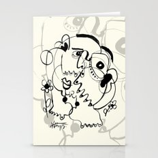 One Happy Man Stationery Cards