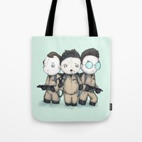 PlushBusters  Tote Bag