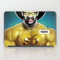 Sixman iPad Case