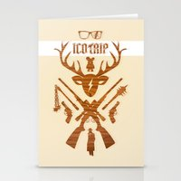 Inside Icotrip #1 Stationery Cards