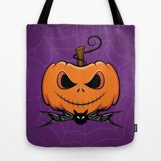 Pumpkin King Tote Bag
