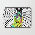 PLUS SIZE NUDE. (Mouseketeers). Laptop Sleeve